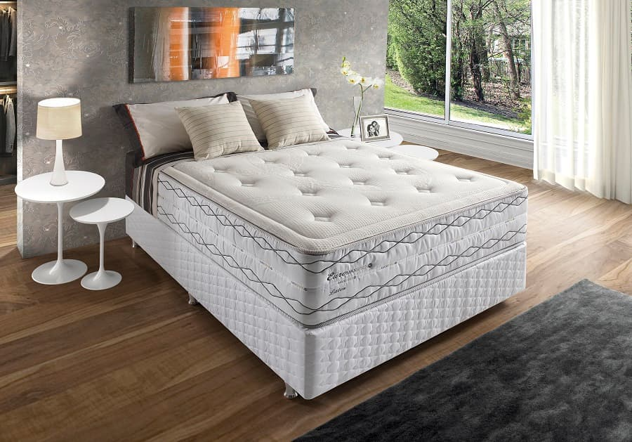 Cama Box King Herval Euro
